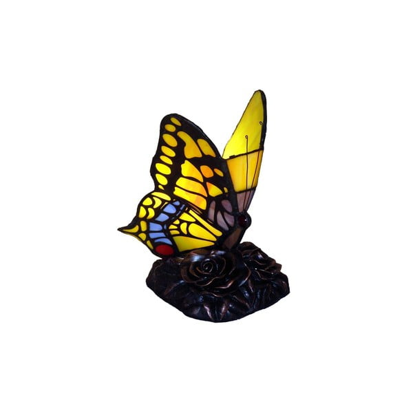 Tiffany Lampa Butterflies Glass