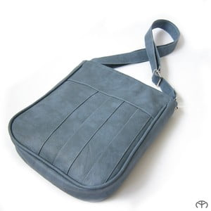 Taška TMarcela, Sport Uni sešívaná Grey Blue