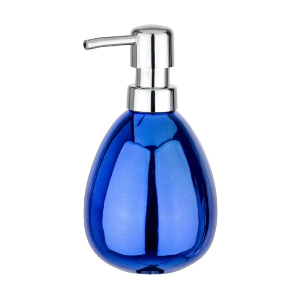 Dávkovač mýdla Blue Metallic