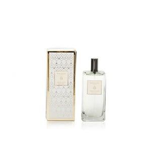 Interiérový vonný sprej s vůní bělokvětu a pižma dřeva Bahoma London, 100 ml
