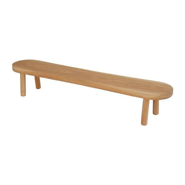 Tocător/Platou din lemn Wireworks Big Feast, 85 cm