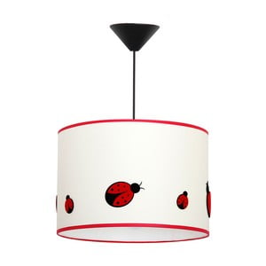 Závěsné svítidlo Glimte Ladybug