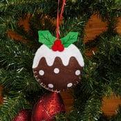 Decorațiune de Crăciun Neviti Christmas Pudding