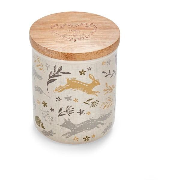 Kameninová dóza na čaj Cooksmart ® Woodland