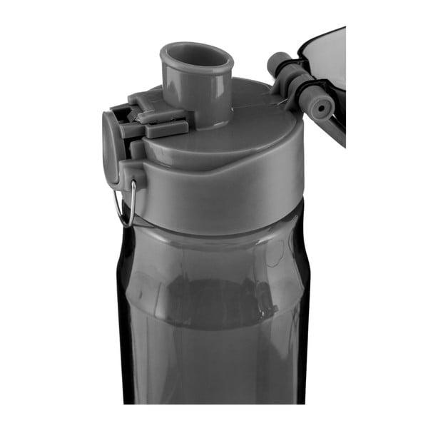 Šedá sportovní lahev Premier Housewares Mimo,750ml