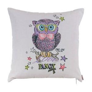 Polštář s náplní Fancy Owl