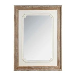 Nástěnné zrcadlo In Beige, 62x82 cm