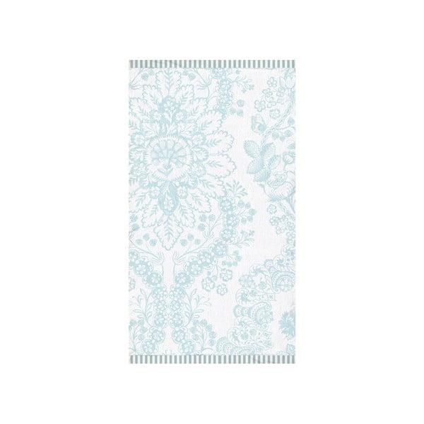 Osuška Pip Studio Lacy Dutch, 70x140 cm, modrá