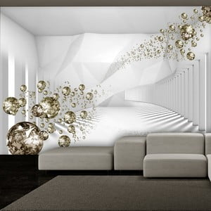 Velkoformátová tapeta Artgeist Diamond Corridor, 300x210cm
