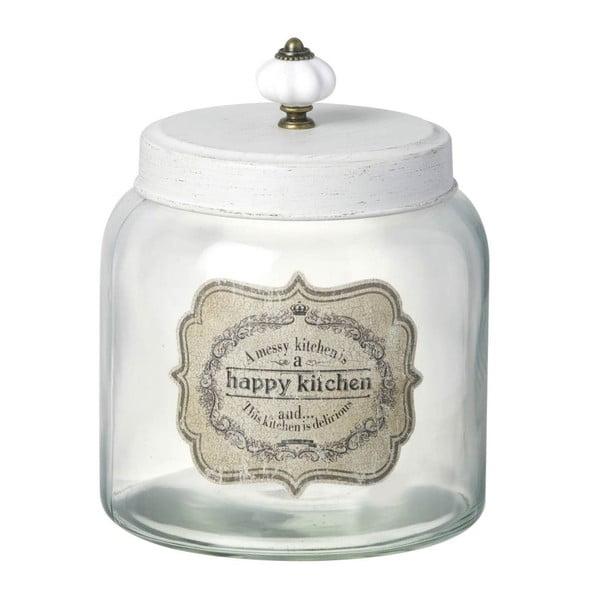 Dóza s víkem Happy Kitchen, 20 cm