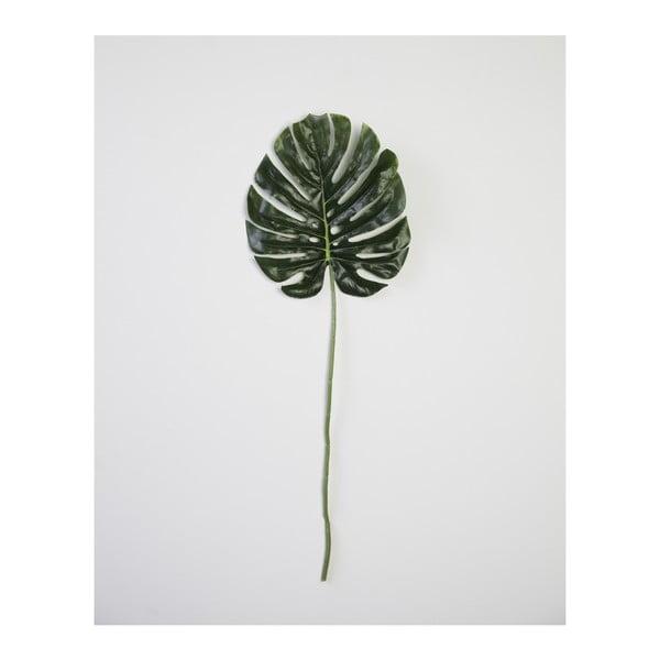 Umelá dekoratívna rastlina Surdic Monstera Leaf