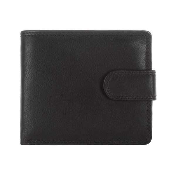 Pánská kožená peněženka Black Finest Natural Cowhide