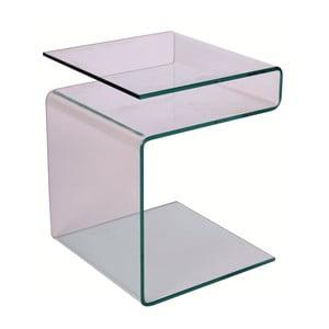 Skleněný konferenční stolek Epi