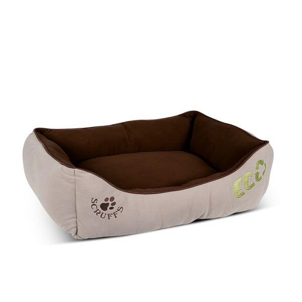 Psí pelíšek Eco Bed 75x60 cm, přírodní