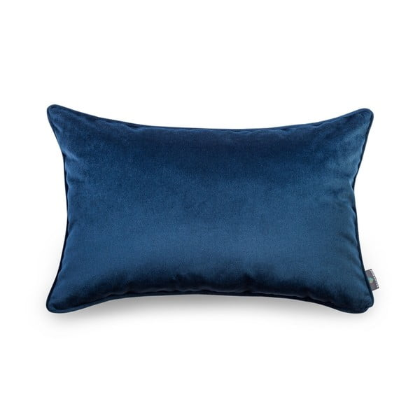 Modrý povlak na polštář WeLoveBeds Royal, 40 x 60 cm