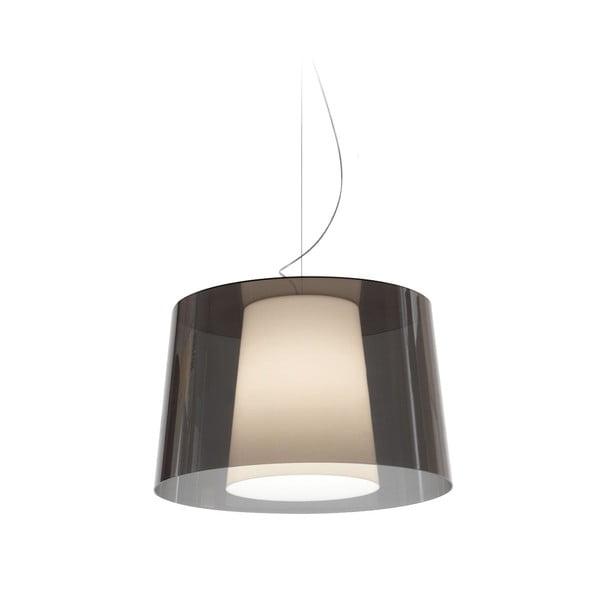 Šedé závěsné svítidlo Pedrali L001S/BA