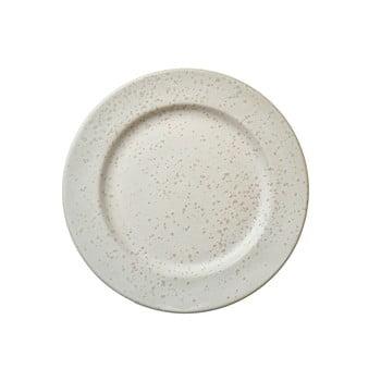 Farfurie desert din gresie ceramică Bitz Basics Matte Cream, ⌀ 22 cm, crem imagine