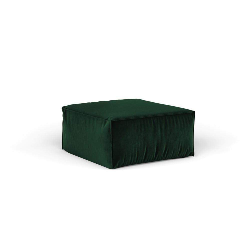 Produktové foto Zelený puf Cosmopolitan Design Florida, 65 x 65 cm