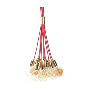 Závěsné 12ramenné svítidlo Masivworks Bulbs