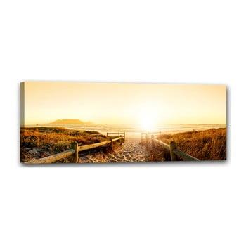 Tablou Styler Canvas Harmony Beach, 60 x 150 cm de la Styler