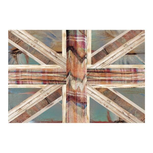 Velkoformátová tapeta Union Jack, 158x232cm