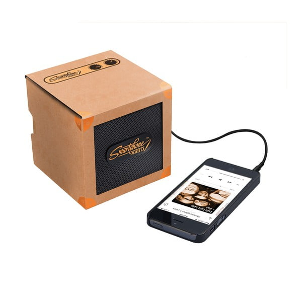 Głośnik przenośny Luckies of London Smartphone Speaker Copper