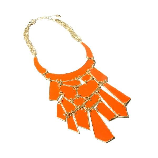 Náhrdelník Broome Street Orange