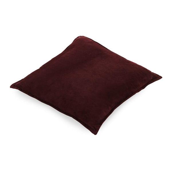 Fioletowa poduszka z wypełnieniem Geese Miami, 45x45 cm