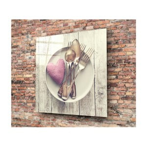 Skleněný obraz Insigne Herneno, 30x30cm