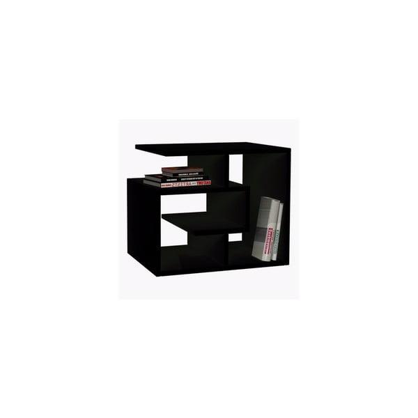 Konferenční stolek Labirent, černý
