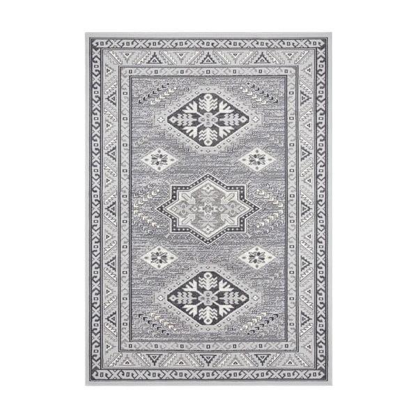 Saricha Belutsch világosszürke szőnyeg, 160 x 230 cm - Nouristan