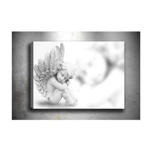 Obraz Tablo Center Angel, 70 x 50 cm