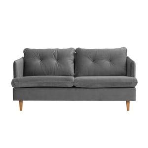 Canapea cu 3 locuri HARPER MAISON Dagna, gri deschis