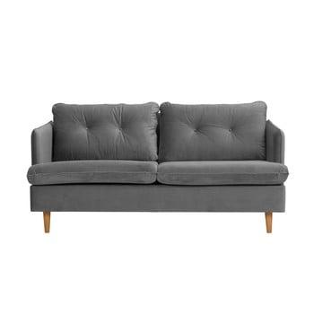 Canapea cu 2 locuri HARPER MAISON Dagna, gri deschis