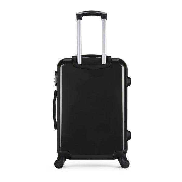 Tmavě šedý cestovní kufr na kolečkách VERTIGO Valise Grand Format Duro, 36l