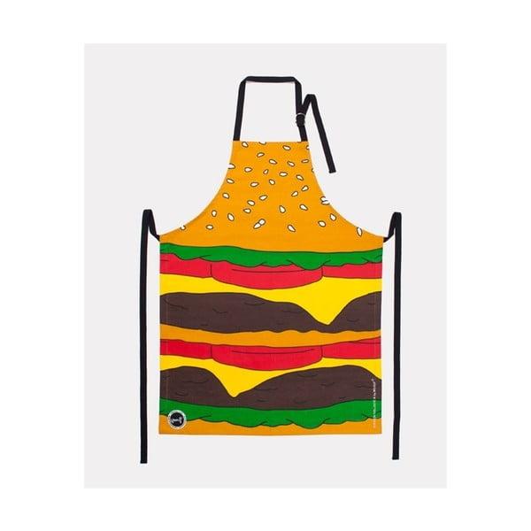 Kuchyňská zástěra Burger