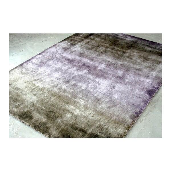 Fialovo-šedý koberec Linie Design Grace, 200x300cm
