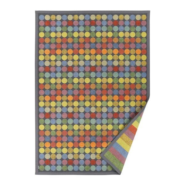 Pallika tarka mintás kétoldalú szőnyeg, 70 x 140 cm - Narma