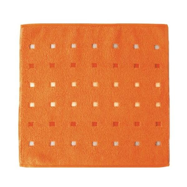 Předložka Quatro Orange, 50x50 cm