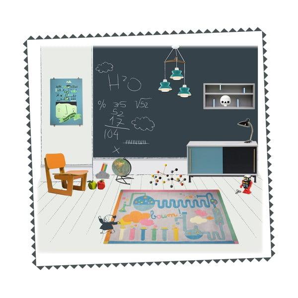 Dětský koberec Nattiot Sciences, 120x170cm