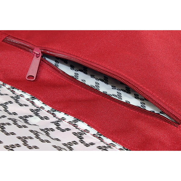 Červený batoh Natwee