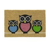 Rohožka Hamat Owls, 40x60cm