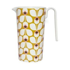 Carafă pentru limonadă Orla Kiely Wallflower Candy