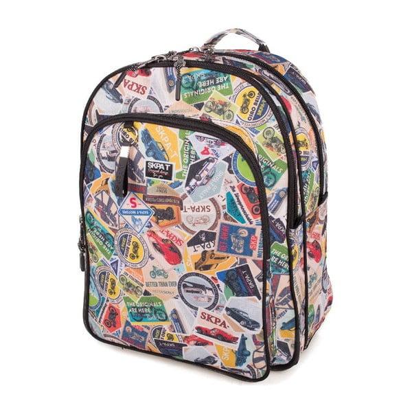 Batoh Skpat-T Backpack Stamps