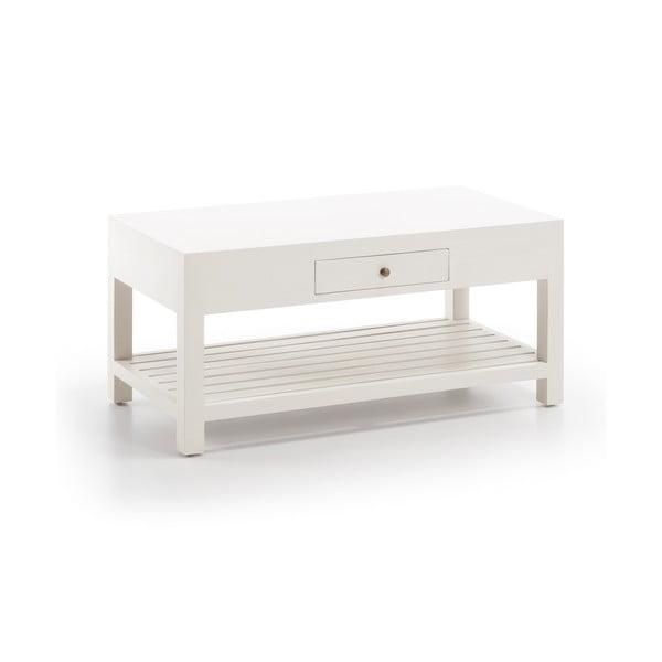Konferenční stolek New White