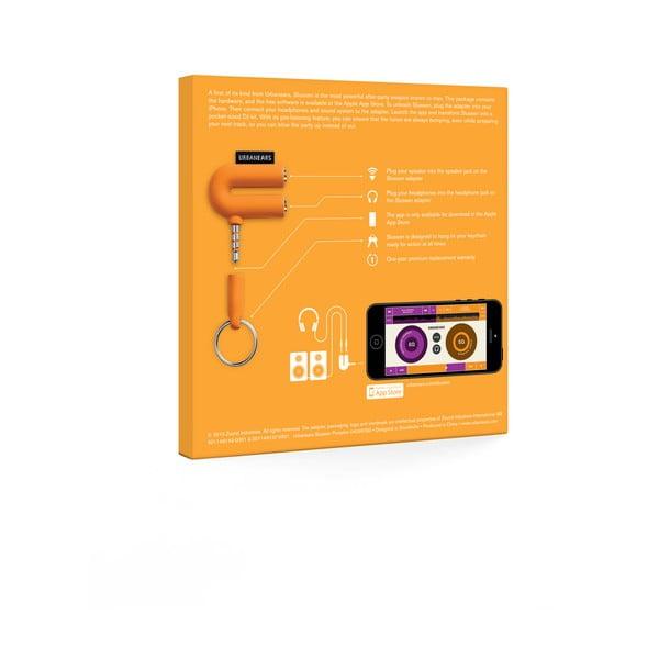 Konektor Slussen Pumpkin pro mobilní mixážní pult