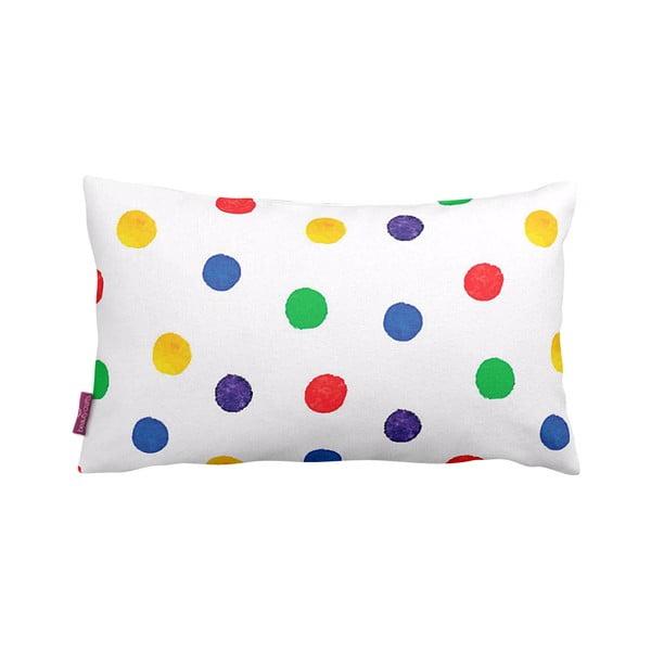 Polštář Color Dots, 35x60cm