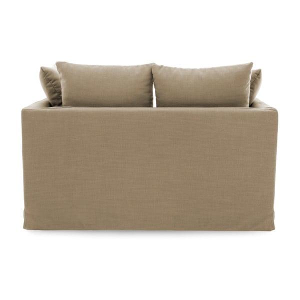 Canapea cu 2 locuri Vivonita Coraly, bej