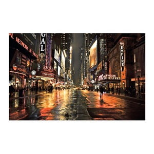 Manhattan 42nd Street, 51x81 cm