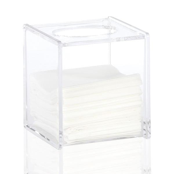 Box na vatové tamponky Acrylios